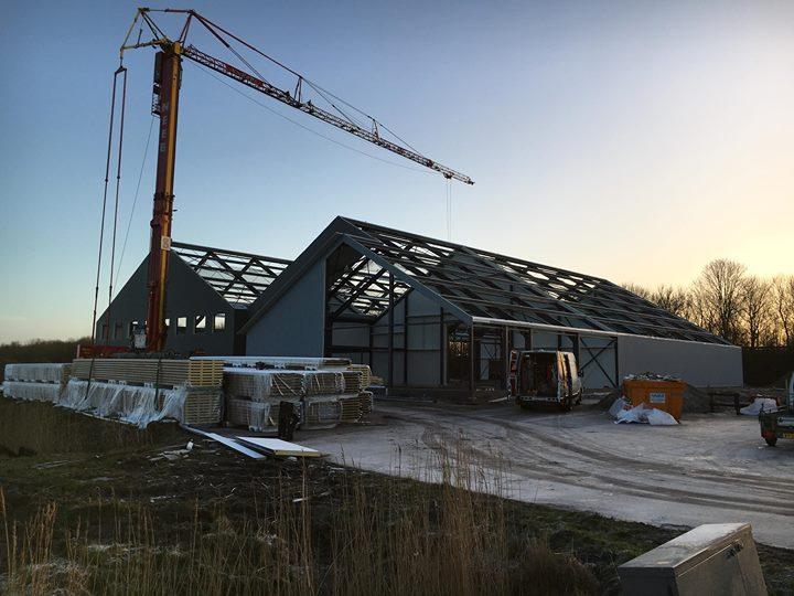 Vandaag is bouwbedrijf Lont begonnen