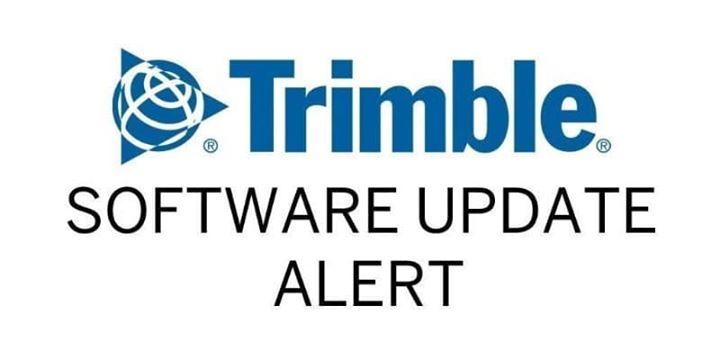Vergeet u niet uw Trimble EZ-Guide