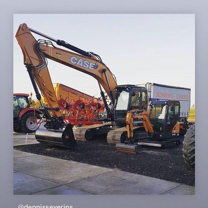 Groot en klein. Case Construction