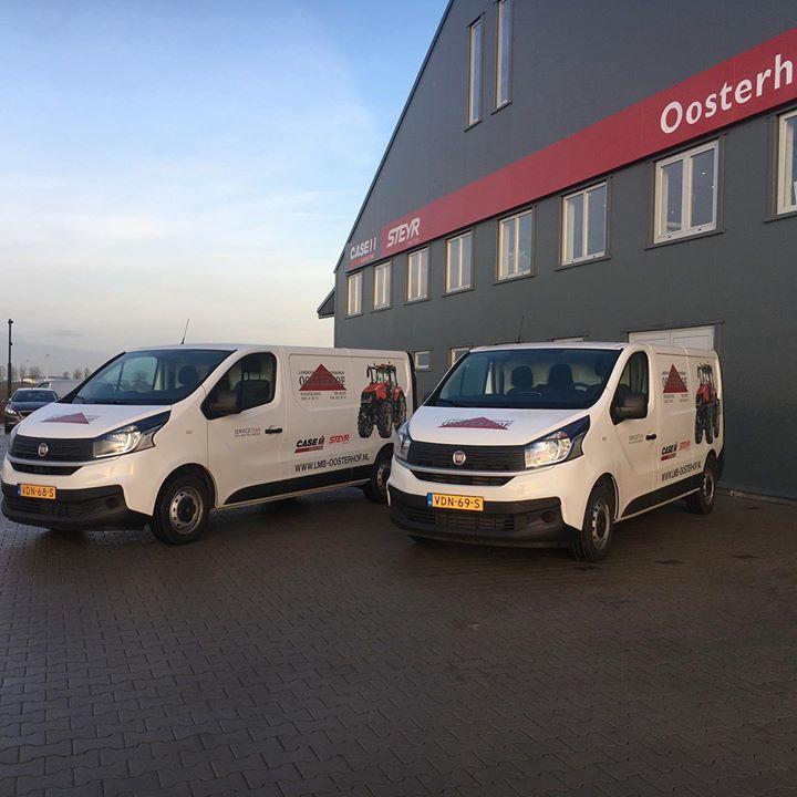 Vandaag twee nieuwe Fiat Talento